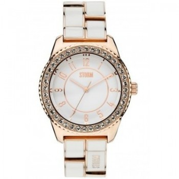 Storm Neona Women's Watch - Rose Gold